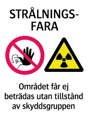 1987 Strålningsfara